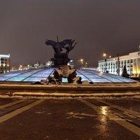 Площадь Независимости в Минске. :: Nonna