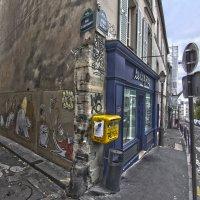 Парижские улочки :: Александр Бритшев