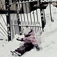 Что он, снег? :: sv.kaschuk