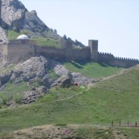 генуэзкая крепость :: вика