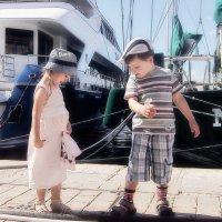 Пройдёмте ко мне на яхту... :: Сергей Бордюков