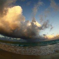 Атлантический закат :: Ильгам Кильдеев