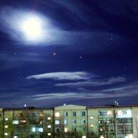 Ночное небо :: Владимир Анатольевич