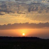 Схід сонця :: Сливка Вікторія