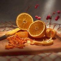 С запахом апельсиновых корочек. :: Лилия *