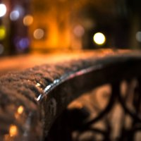 первый снег :: Виктория Балковая