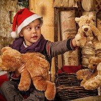 Подарки от Деда Мороза :: Наташа Родионова