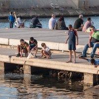 В порту Старого Яфо, Израиль - 3 :: Lmark