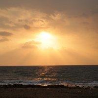 Средиземное море в Израиле - Тель Авив :: David Beriashvili