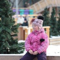 Отдых на коньках :: Дмитрий Сушкин