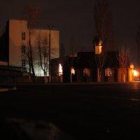 вечерняя :: Ксения Грибанова