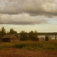 деревенский пейзаж :: аннушка