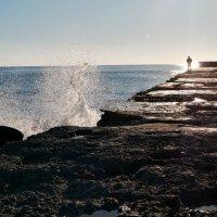 вода камень точит :: Андрей Козлов