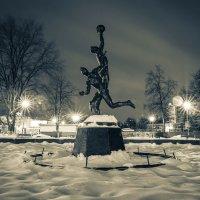 Зимний баскетбол!!! :: Михаил Кузнецов