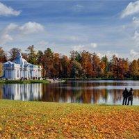 Екатерининский парк :: Алексей Говорушкин