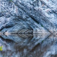 Камень Часовой (отражение) :: игорь козельцев