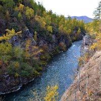 Камчатские каньоны :: Юрий Приходько