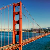 Golden Gate :: Lucky Photographer