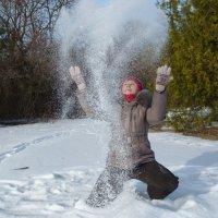 первый снег! :: Андрей Козлов