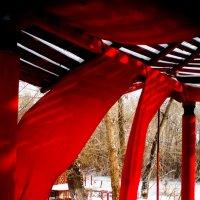 И зыбок мир, и ветер холодит мне душу... :: Андрей Бондаренко