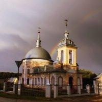 Церковь Рождества Христова. :: Евгеша Сафронова