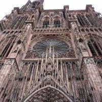 Кафедральный собор в Страсбурге :: Геннадий