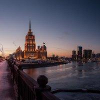 Гостиница Украина. :: Роман —-