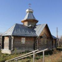 Крестильный дом :: Ольга Чазова