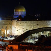 Площадь у стены плача, Иерусалим :: Igor P