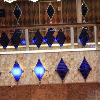 драгоценные каменья  до 9 палубы , изнутри в Costa Favolosa :: Светлана