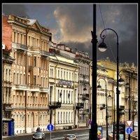 цветной город :: ник. петрович земцов