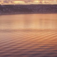 Восход над Осло-фьордом :: Anton Budkin