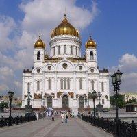 Храм Христа Спасителя :: Андрей Мыслинский
