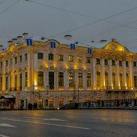 Санкт-Петербург, Строгановский дворец. :: Александр Дроздов