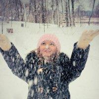 Люблю снег :: Александра Сучкова