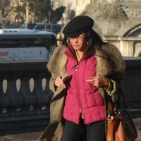 прогулка по Парижу :: Татьяна Кудинова