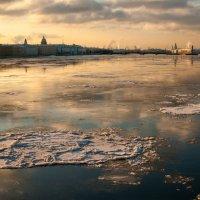 Нева, ледоход :: c_rust ><
