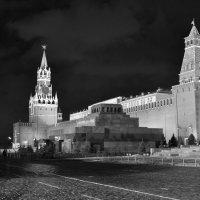 Ночь на площади :: Алексей Харитонов