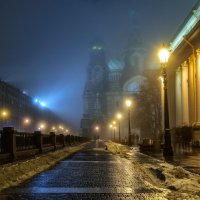 Туман :: c_rust ><