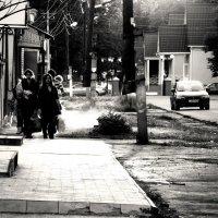 По улицам былых времен :: Дмитрий Лущай