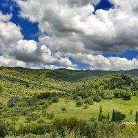 Горная долина :: Виталий Половинко