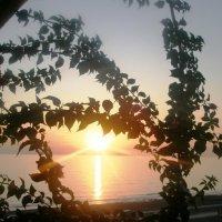 закат :: Lan@ Belozerova