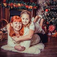 Марина и Анечка :: Валерия Стригунова
