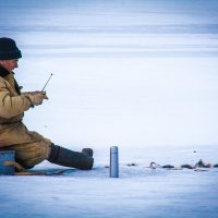 Рыбак... :: игорь козельцев