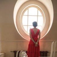 Lady in red :: Сергей Вахов