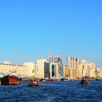Дубайский залив :: Рустам Илалов