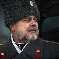 Казачий полковник :: Виктор Перякин