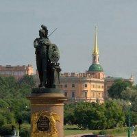 Памятник Графу СУВОРОВУ А. В. :: Владимир Иванов