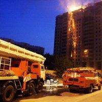 пожар :: Максим Халанский