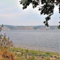 река Волга :: Андрей ЕВСЕЕВ